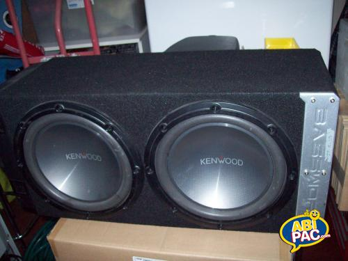 Premi�re photo pour Subwoofer