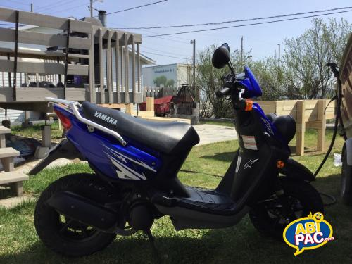 Première photo pour Yamaha BW'S 2009