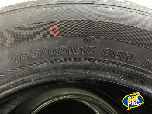 Premi�re photo pour Pneus 185/65R15