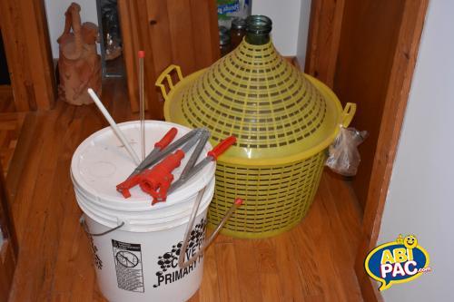 Première photo pour kit pour fabriquer vin