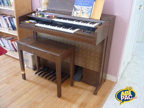 Première photo pour orgue électrique