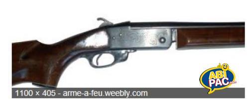Première photo pour recherche fusil .410