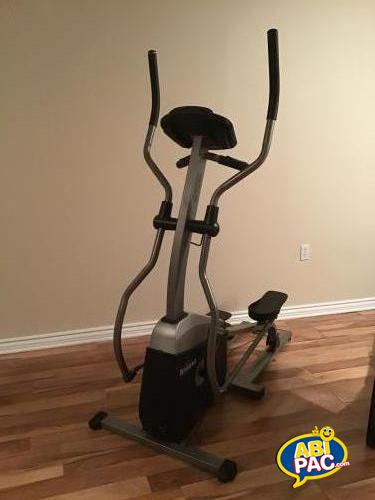 Premi�re photo pour Exerciseur Elliptique Tempo 615e