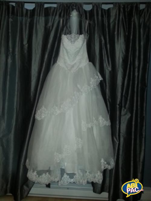 Description : Robe de mariée 6 ans - en savoir plus