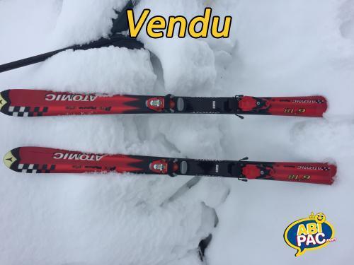 Première photo pour ski alpin