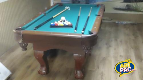 Premi�re photo pour Table de pool