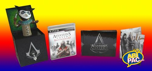 Premi�re photo pour Assassin Creed Brotherhood collection