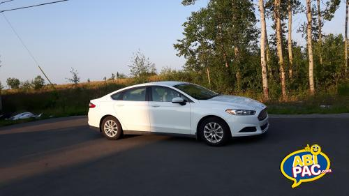 Premi�re photo pour Ford Fusion 2016'